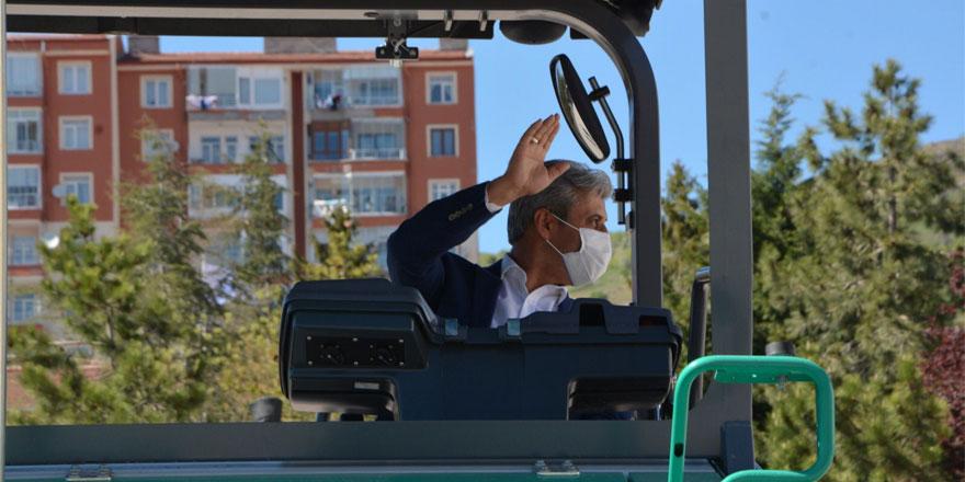 Yozgat Belediye Başkanı Celal Köse: Hayırlı olsun