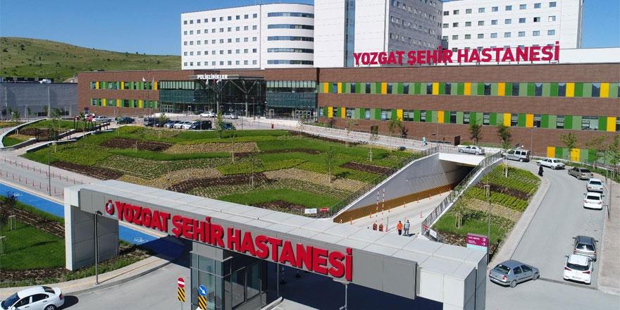 Yozgat Şehir Hastanesi duyurdu! Yakın takibe alınacak