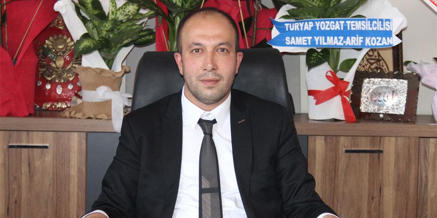 Ülkü Ocakları Yozgat İl Başkanı İrfan Şahbaz: Başaramayacaksınız!
