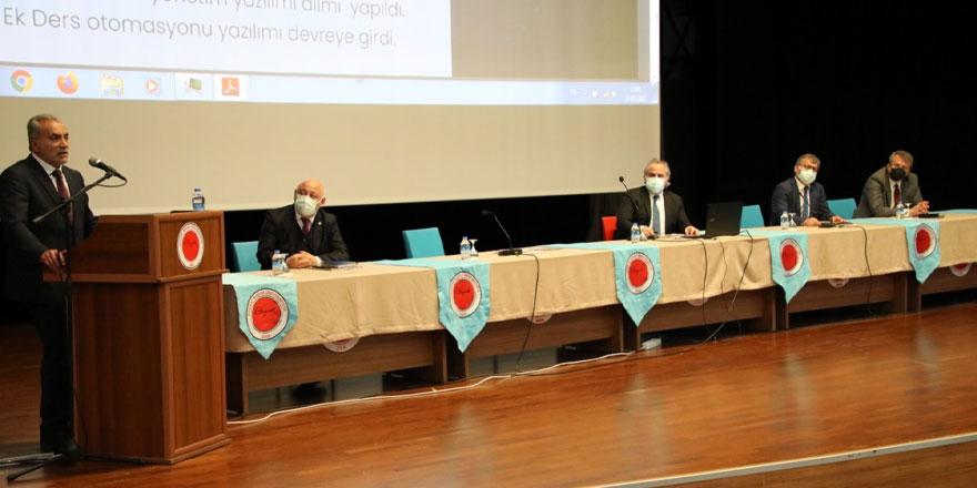 Bozok Üniversitesi Rektörü Karadağ: Fakatlara, amanlara sığınmadan başarıya odaklı çalışıyoruz