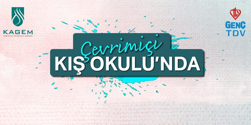"""Türkiye Diyanet Vakfı lise öğrencilerine yönelik """"Çevrimiçi Kış Okulu"""" düzenledi"""