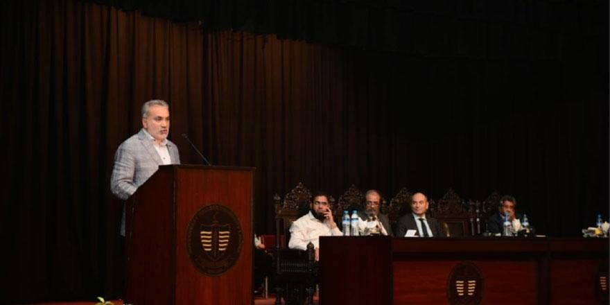 Rektör Karadağ'ın üstlendiği uluslararası proje tamamlandı